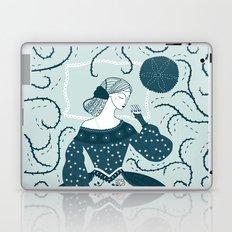 Little Briar Rose Laptop & iPad Skin