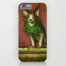 Green collar iPhone 6 Slim Case