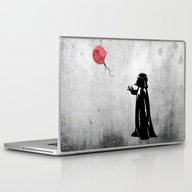 Little Vader - Inspired … Laptop & iPad Skin