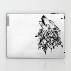 The Wolf Laptop & iPad Skin