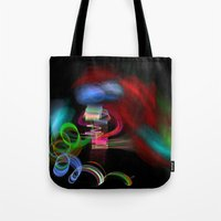 Happiness is Color Tote Bag
