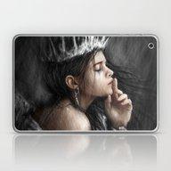 Queen Of Secrets  Laptop & iPad Skin