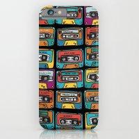 iPhone & iPod Case featuring MIXTAPE - ANALOG zine by Matthew Taylor Wilson