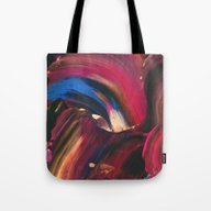 Tote Bag featuring Untitled by Djuno Tomsni