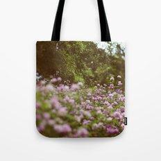 Among the Wildflowers Tote Bag