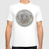Journey Inwards  Mens Fitted Tee White SMALL