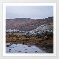 Scotland Art Print