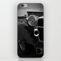 '37 Riley iPhone & iPod Skin