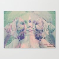 KALEIDOSCOPIC DREAMS Canvas Print