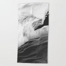 Crayon Beach Towel