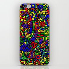 Abstract #452 iPhone & iPod Skin