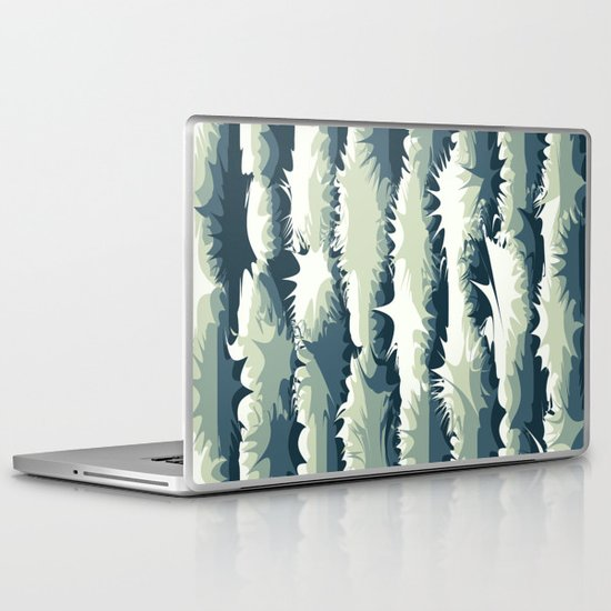 Explosions in the water Laptop & iPad Skin