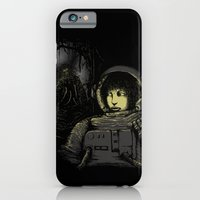 Space Horror iPhone 6 Slim Case