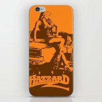 Hazzard & Girls iPhone & iPod Skin