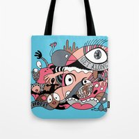 Get Along Tote Bag