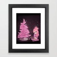 Intercosmic Christmas In… Framed Art Print
