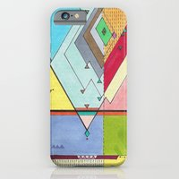 iPhone & iPod Case featuring Prism # 1 by AKABETSY