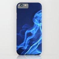 smoky blue iPhone 6 Slim Case