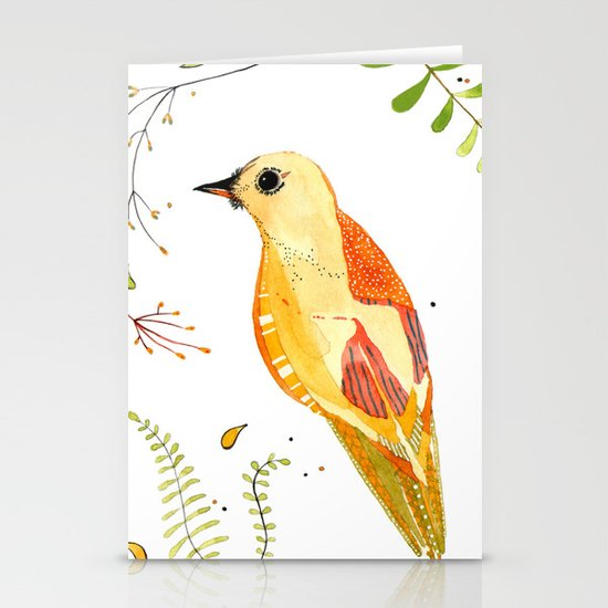 ONE Stationery Card