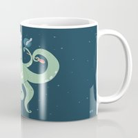 The Octopus Chef Mug