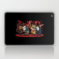 Where the Slashers Are (Full Color) Laptop & iPad Skin