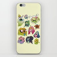 After The Great Mushroom… iPhone & iPod Skin