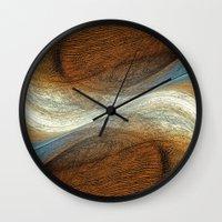Abstraction VIX Wall Clock