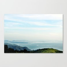 samuel p. taylor state park Canvas Print