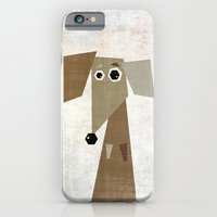 iPhone & iPod Case featuring Odd Dachshund  by They Come Along