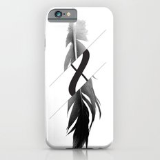 Infinity Feather iPhone 6s Slim Case