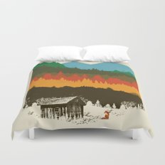 Hunting Season Duvet Cover