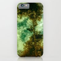 iPhone & iPod Case featuring Forest Memories In Green by Andrew Sliwinski