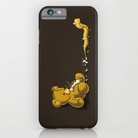 iPhone & iPod Case featuring Adoraburst by kevlar51