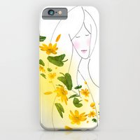 iPhone & iPod Case featuring Summer by Cynthia