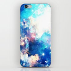 Space Eater iPhone & iPod Skin