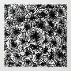 Pinwheels Canvas Print