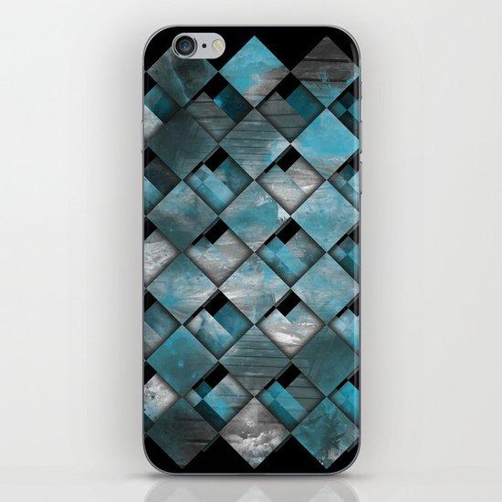 SquareTracts iPhone & iPod Skin