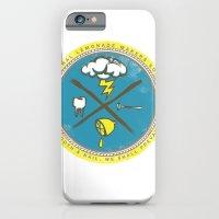 National Lemonade Makers Society Crest iPhone 6 Slim Case