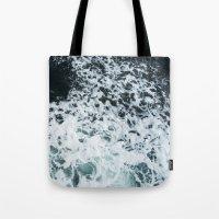 Ocean's glass Tote Bag