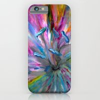 iPhone & iPod Case featuring Fleur by Katy Hands