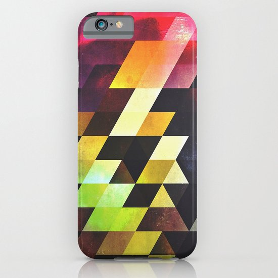 syxx-bynyny iPhone & iPod Case