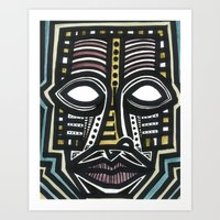 The Energy Within a Thought Art Print