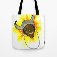 FLAYVAH Tote Bag