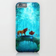 King Of Jungle Slim Case iPhone 6s