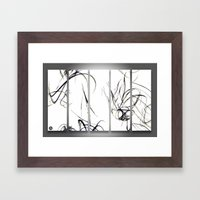 Weekly Canvas Art - Session 1 Framed Art Print