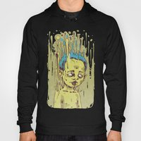 The Golden Boy With Blue… Hoody