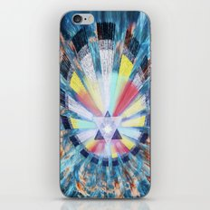 Cosmic NewLight iPhone & iPod Skin