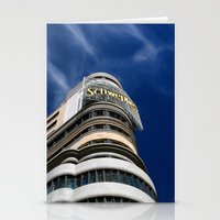 Madrid, Spain Stationery Cards