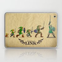 The Evolution of Link Laptop & iPad Skin