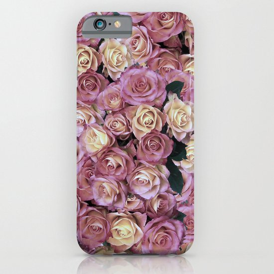 Bed of Roses iPhone & iPod Case